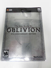 PC The Elder Scrolls IV: Oblivion -5th Anniversary Edition Collector's SteelBook
