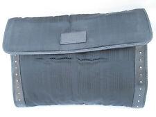 AUTHENTIQUE  sac pochette GIANNI VERSACE  cuir  BEG vintage bag