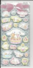 Sanrio Cinnamoroll Thick Foam Puffy Stickers