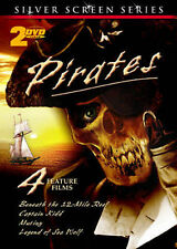 Pirates: 4 Feature Films (DVD, 2005)