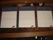 Job Lot Three Packages Vintage Chimanlals Pallava Writing Paper Stationery India