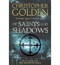 De los Santos y las sombras by Christopher Dorado (de Bolsillo) Nuevo Libro