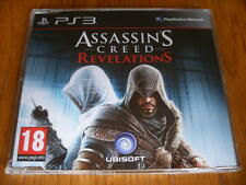 Assassins Creed Revelations Promo – PS3 ~ Nuevo Y Sellado (completo juego promocional)