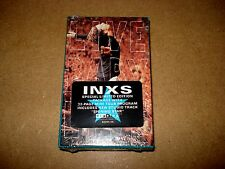 INXS - Live Baby Live / MC Limited Box / 1991 / OVP, Sealed / USA Cassette Tape