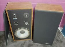 Vintage MARANTZ DR120 Stereo Speakers - Good Condition- Needs to be Refoamed