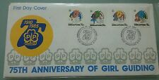 Willie: 75th Anniversary of Girl Guiding FDC