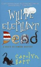 White Elephant Dead (Death on Demand Mysteries, No. 11) Hart, Carolyn Mass Mark