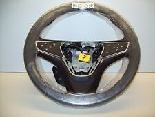 2017 Chevrolet Bolt EV Heated Black Leather Steering Wheel OEM# 23413072