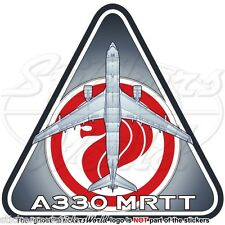 Airbus A330 MRTT SINGAPORE AirForce Tanker-Transport RSAF Singaporean Sticker