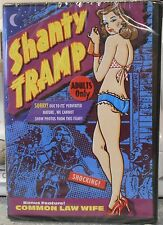 SHANTY TRAMP 1967 COMMON LAW WIFE 1963 ( DVD 2008) RARE EXPLOITATION  BRAND NEW
