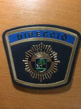PATCH POLICE SPAIN - SUECA (VALENCIA) - DIRECCIO - ORIGINAL!