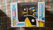 Funko Pop - Wolverine - Marvel Universe - X-Men