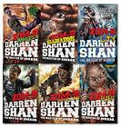 Darren Shan Zom-B Series Collection 6 Books Set ZOM-B, Angels, City, Underground