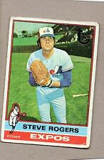 2014 topps 75th anniversary buyback card 1976 71 steve rogers montreal expos