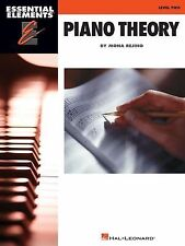 Essential Elements Piano Theory - Level 2 by Rejino, Mona