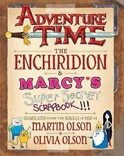 Adventure Time : The Enchiridion and Marcy's Super Secret Scrapbook by Martin...