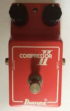 IBANEZ COMPRESSOR II 2   CP-835 Guitar Pedal Vintage, Japan Japanese, Narrow box
