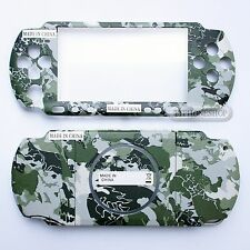 Housing Faceplate Case Cover for PSP 3000 Slim ( MGS Limited Edition )