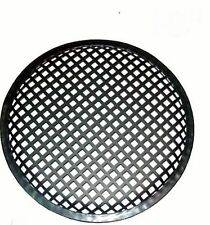 12 INCH SUBWOOFER SPEAKER COVERS WAFFLE MESH GRILL GRILLE PROTECT GUARD