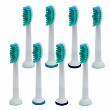 8 TOOTH BRUSH HEADS For PHILIPS Sonicare Flexcare Diamond Hydro Clean ProResults