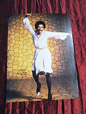 DIANA ROSS- FILM STAR -THE WIZ - 1 PAGE  PICTURE- CLIPPING/CUTTING