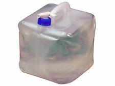 10 L (2.65 Gal) COLLAPSIBLE WATER CARRIER CONTAINER JUG FOR CAMPING- FIVE OCEANS