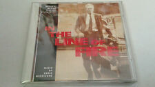 "ORIGINAL SOUNDTRACK ""IN THE LINE OF FIRE"" CD 23 TRACKS ENNIO MORRICONE OST BSO"