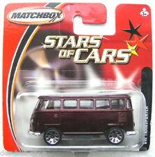 Furgoneta VW t1 modelo-Matchbox-samba-nuevo & OVP
