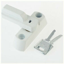 Yale Chubb 8K103 Locking Window Stop Stopper in White for UPVC Windows