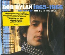 BOB DYLAN THE BEST OF THE CUTTING EDGE 1965-1966 THE BOOTLEG SERIES V DOPPIO CD