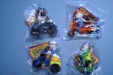 Jack in the Box 1997 Life with Louie - Complete Set of 4 MIP