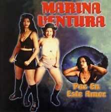 Marina Ventura~La Verdurga De La Bachata~Paz En Este Amor~NEW & SEALED~FREE SHIP