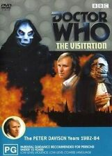 Doctor Who - The Visitation (DVD ), Region 4, LIKE NEW, Fast Post....4315