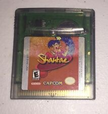 Nintendo Game Boy Gameboy Color GBC Shantae Cart Only TESTED Rare