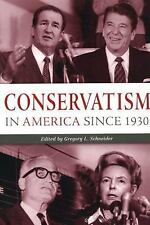 Conservatism in America since 1930: A Reader-ExLibrary