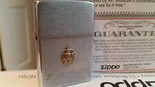 US Navy Zippo Lighter 1984 Factory Refurbished & Sealed Made in USA #998244