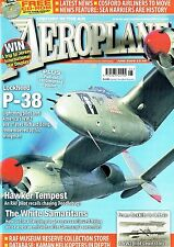 AEROPLANE JUN 06: SHAR RETIRES/ PILOT TNG 1915/ P-38 ACE/KARMAN DATABASE