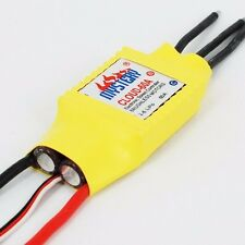 Mystery Cloud 60A Brushless Without BEC ESC For RC Speed Controller Airplane