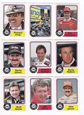 1988 Maxx Charlotte #10 Darrell Waltrip ROOKIE CARD! BV$6!