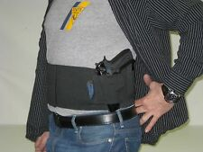 TACTICAL Belly Band Gun Concealed Weapon Holster SWEAT BLOCKER 2 Mag USA Size XL