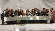 "Large The Last Supper ""29 Long Statue Figures Sculpture Ship Immediately!!!"