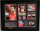 New Fabregas Signed Arsenal Limited Edition Memorabilia