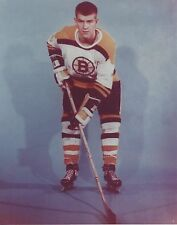 BOBBY ORR 8X10 PHOTO HOCKEY BOSTON BRUINS NHL PICTURE COLOR POSE WITH STICK