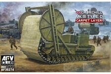 AFV Club AF35274 1/35 Churchill Mk.III Type D Carpet Layer