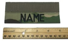 "MULTICAM OCP Custom Name Tape 5"" Length - US Army Military"