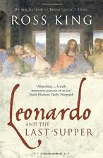 Leonardo and the Last Supper King, Ross New Book