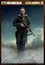 ThreeZero 1/6 scale The Walking Dead - Rick Grimes collectible Figure In Stock