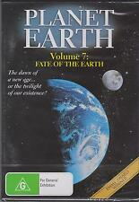 PLANET EARTH - VOLUME 7 - FATE OF THE EARTH - DVD - NEW -
