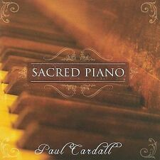 Sacred Piano by Paul Cardall (CD, Oct-2009, Shadow Mountain Records)
