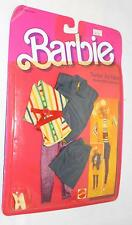 SUPERSTAR BARBIE ERA TWICE AS NICE REVERSIBLE FASHIONS 1984 MOC